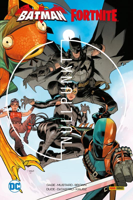 Cover-Bild Batman/Fortnite: Nullpunkt