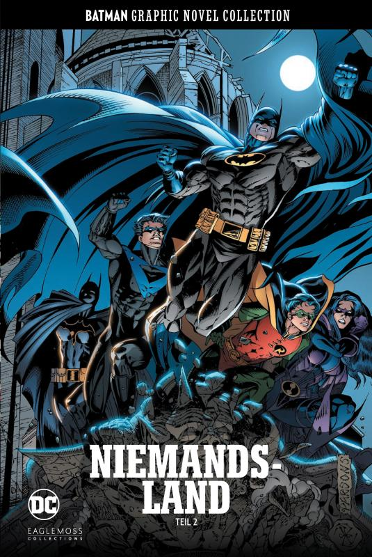 Cover-Bild Batman Graphic Novel Collection