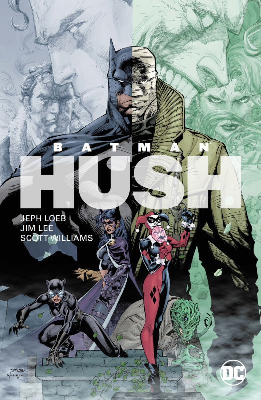 Cover-Bild Batman: Hush (Neuausgabe)