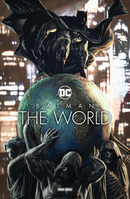 Cover-Bild Batman: The World