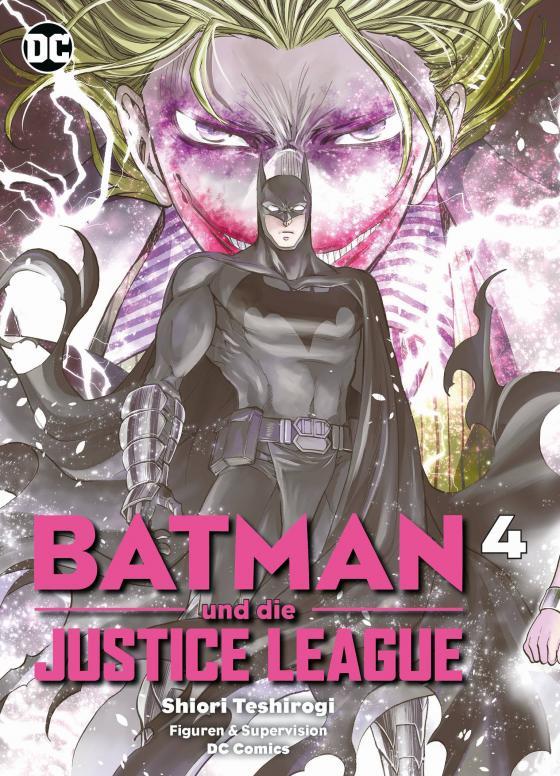 Cover-Bild Batman und die Justice League