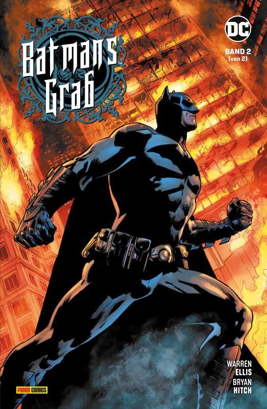 Cover-Bild Batmans Grab