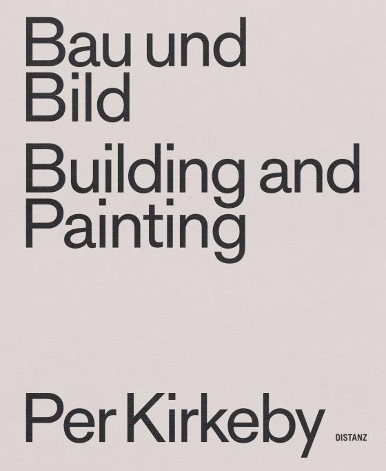 Cover-Bild Bau und Bild / Building and Painting