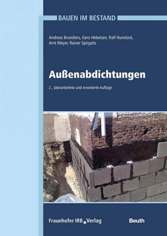 Cover-Bild Bauen im Bestand