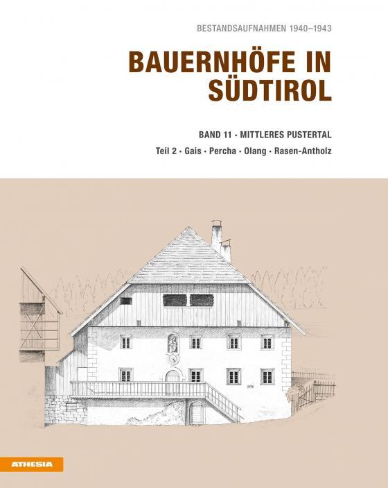 Cover-Bild Bauernhöfe in Südtirol / Bauernhöfe in Südtirol Band 11/2