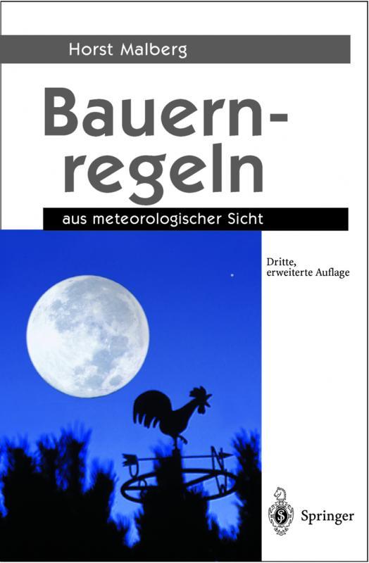 Cover-Bild Bauernregeln