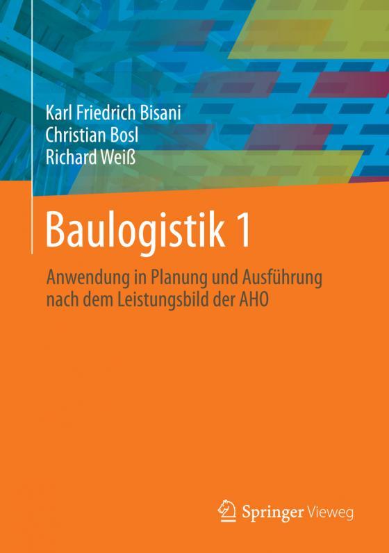 Cover-Bild Baulogistik 1