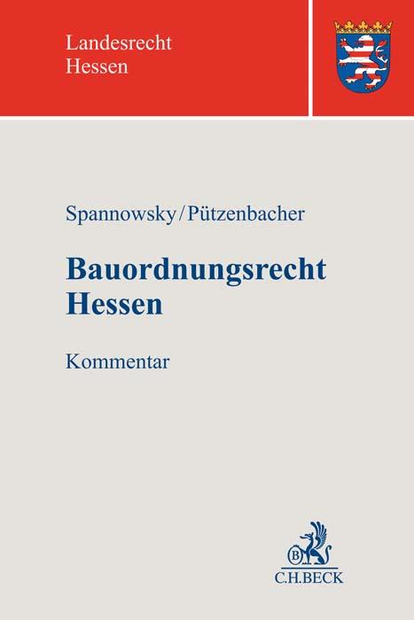 Cover-Bild Bauordnungsrecht Hessen