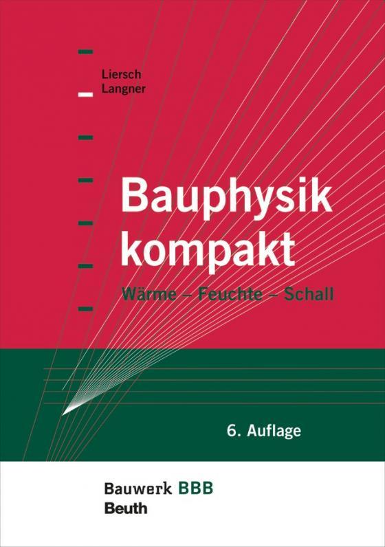 Cover-Bild Bauphysik kompakt