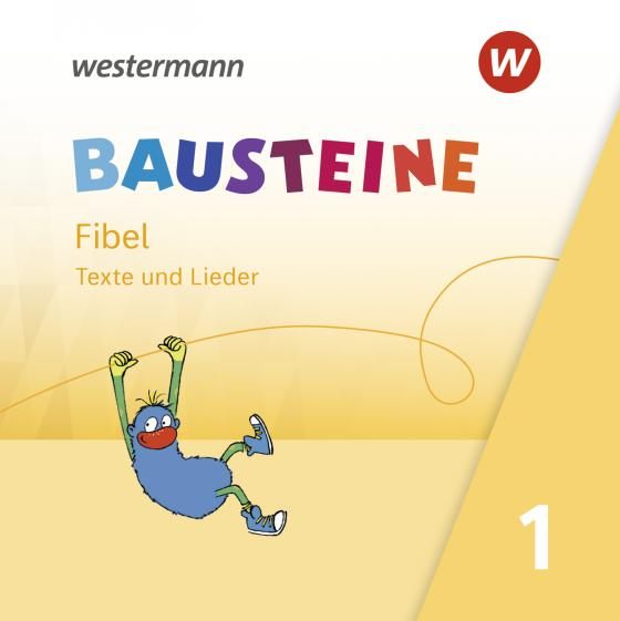 Cover-Bild BAUSTEINE Fibel / BAUSTEINE Fibel - Ausgabe 2021