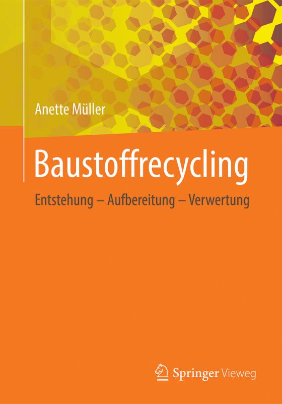 Cover-Bild Baustoffrecycling