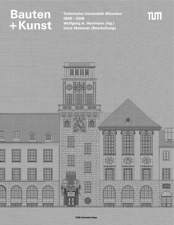 Cover-Bild Bauten + Kunst