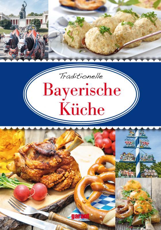 Cover-Bild Bayerische Küche