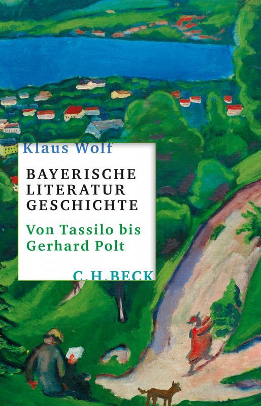 Cover-Bild Bayerische Literaturgeschichte