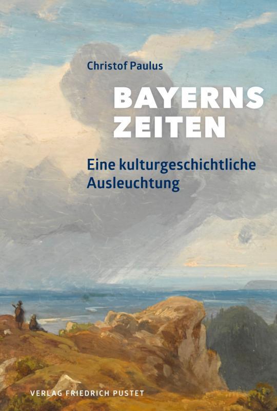 Cover-Bild Bayerns Zeiten
