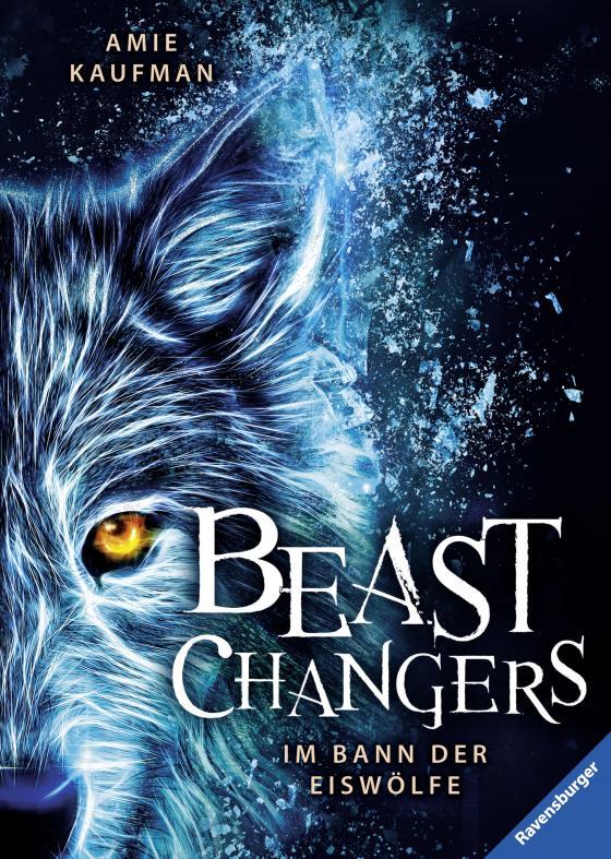 Cover-Bild Beast Changers, Band 1: Im Bann der Eiswölfe
