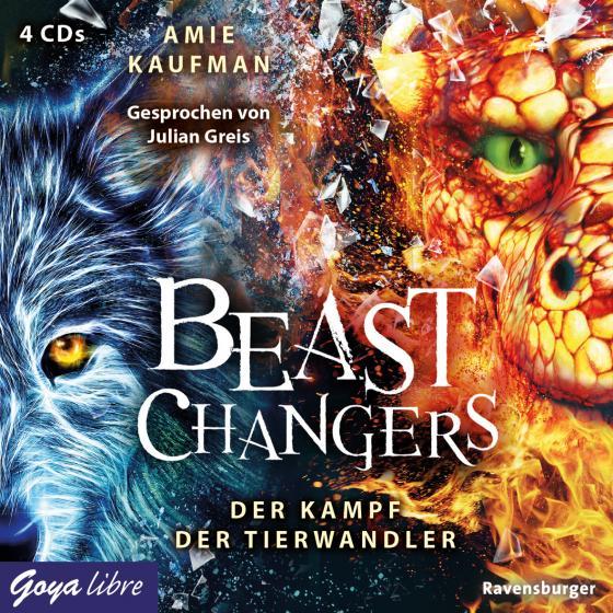 Cover-Bild Beast Changers. Der Kampf der Tierwandler