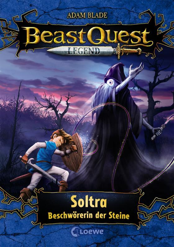 Cover-Bild Beast Quest Legend (Band 9) - Soltra, Beschwörerin der Steine