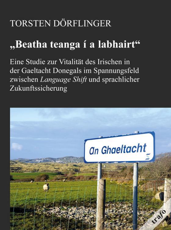 "Cover-Bild ""Beata Teanga i a Labhairt"""
