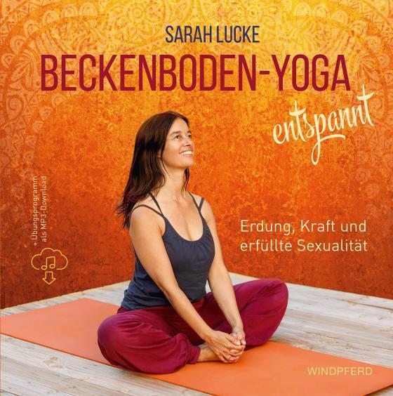 Cover-Bild Beckenboden-Yoga entspannt