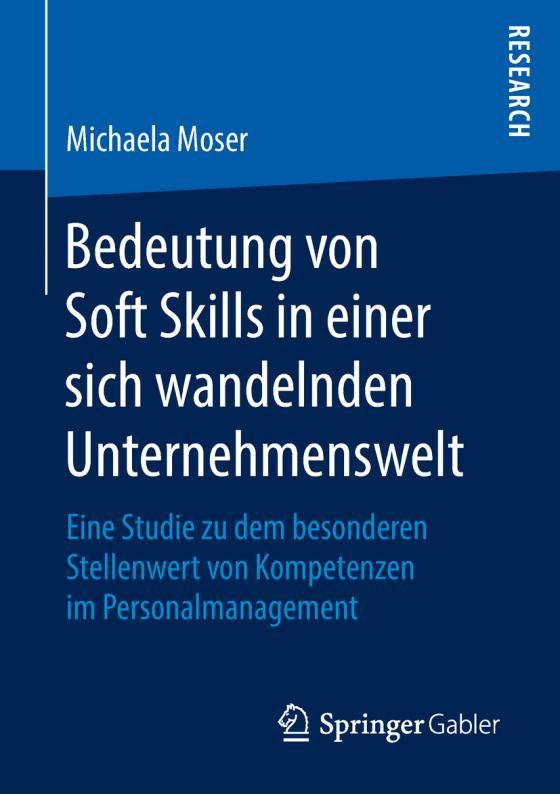 Cover-Bild Bedeutung von Soft Skills in einer sich wandelnden Unternehmenswelt