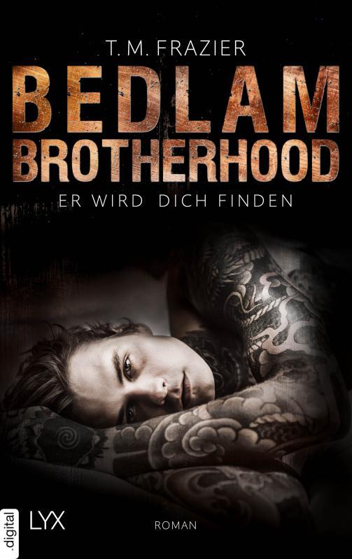 Cover-Bild Bedlam Brotherhood - Er wird dich finden
