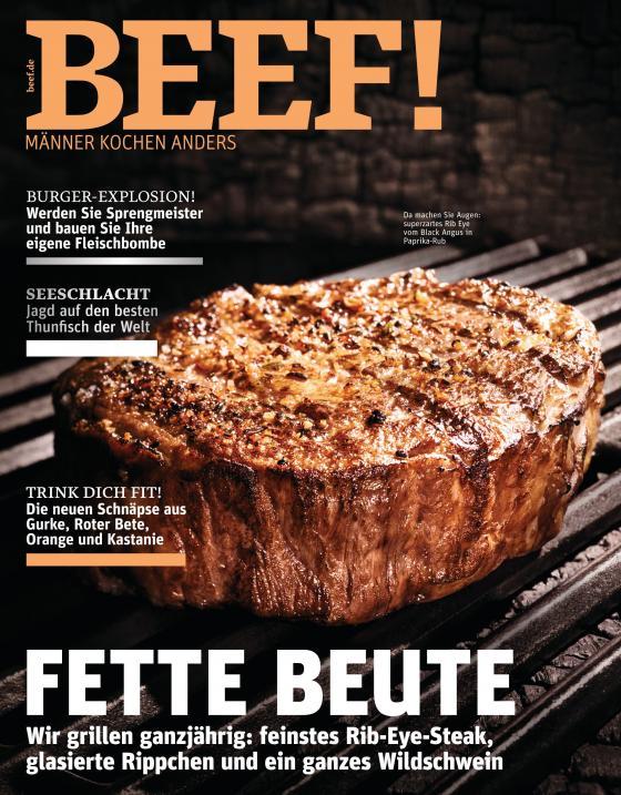 Cover-Bild BEEF! Nr. 55 (1/2020)