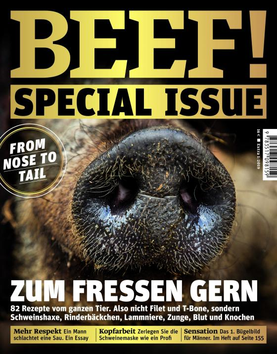 Cover-Bild BEEF! Special Issue 1/2019