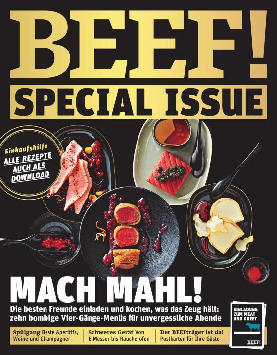 Cover-Bild BEEF! Special Issue 2/2020