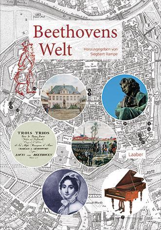 Cover-Bild Beethovens Welt