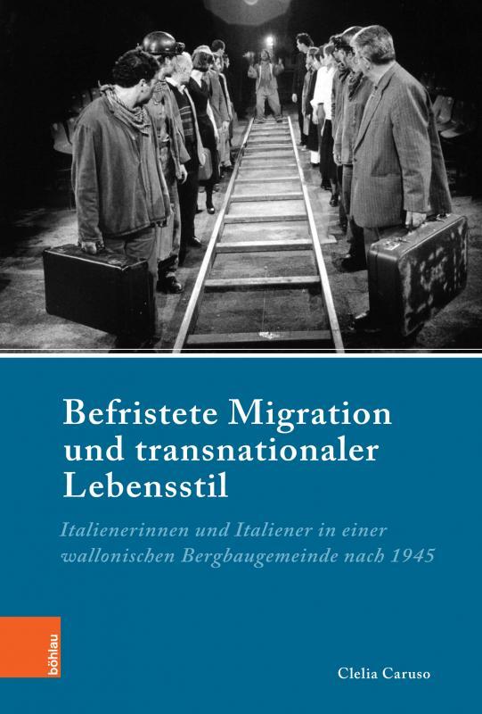 Cover-Bild Befristete Migration und transnationaler Lebensstil