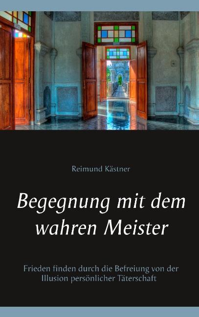 Cover-Bild Begegnung mit dem wahren Meister