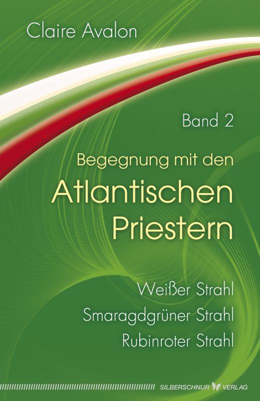 Cover-Bild Begegnung mit den Atlantischen Priestern Band 2