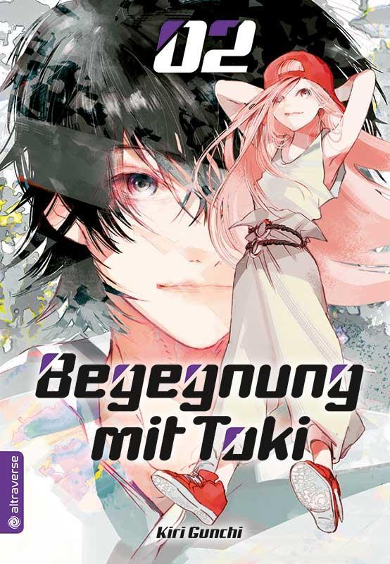 Cover-Bild Begegnung mit Toki 02