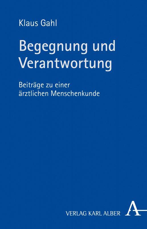 Cover-Bild Begegnung und Verantwortung