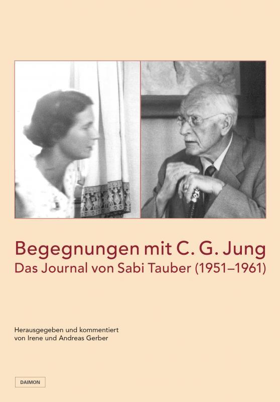Cover-Bild Begegnungen mit C.G. Jung