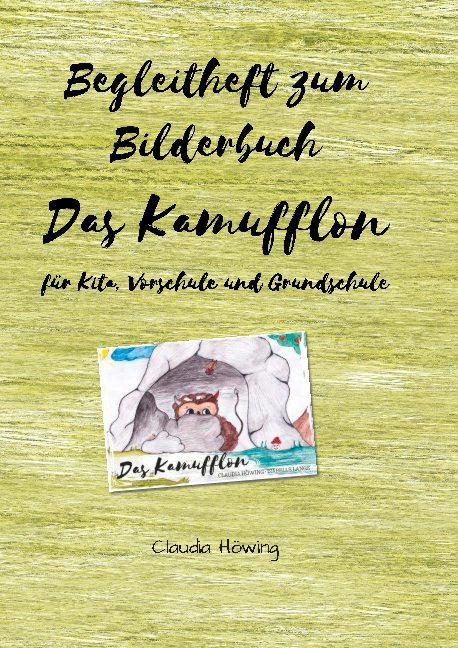 """Cover-Bild Begleitheft zum Bilderbuch """"Das Kamufflon"""" für Kita, Vorschule und Grundschule"""