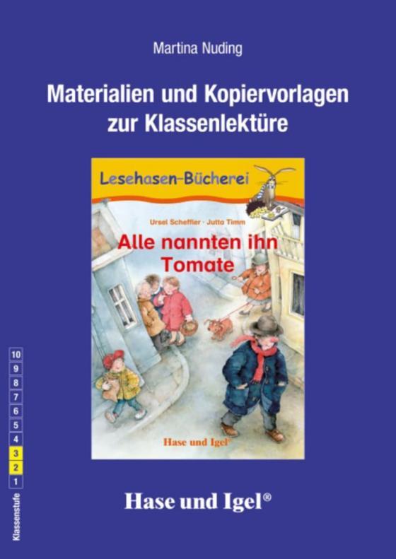 Cover-Bild Begleitmaterial: Alle nannten ihn Tomate