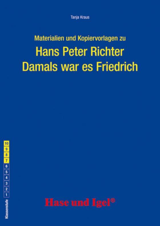 Cover-Bild Begleitmaterial: Damals war es Friedrich