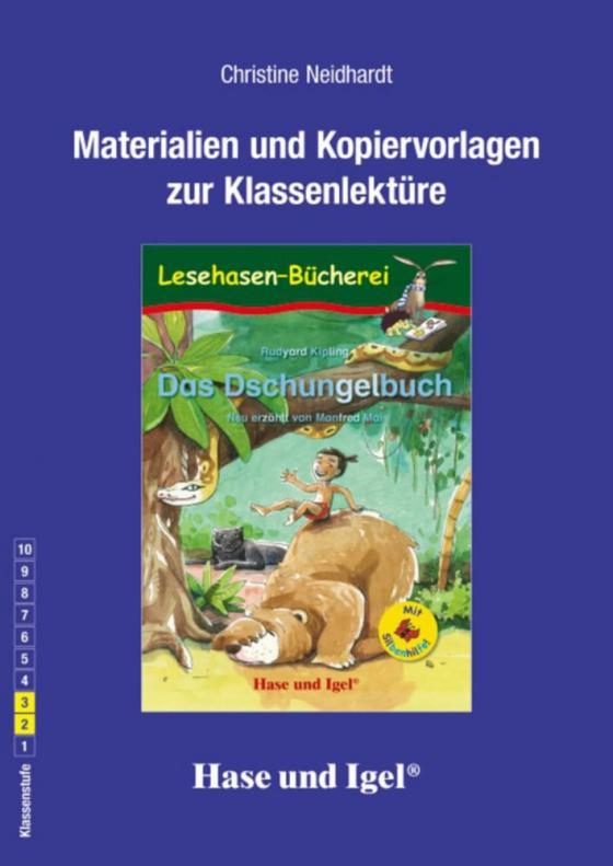 Cover-Bild Begleitmaterial: Das Dschungelbuch / Silbenhilfe