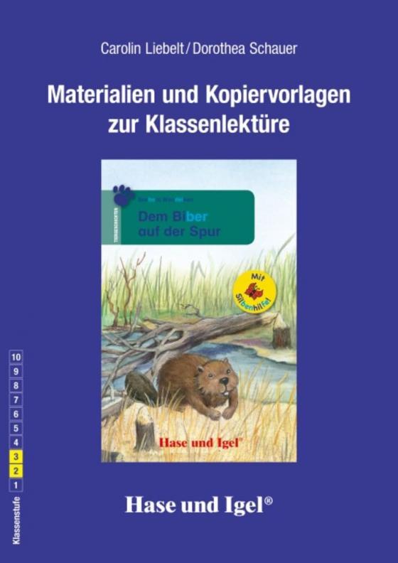 Cover-Bild Begleitmaterial: Dem Biber auf der Spur / Silbenhilfe