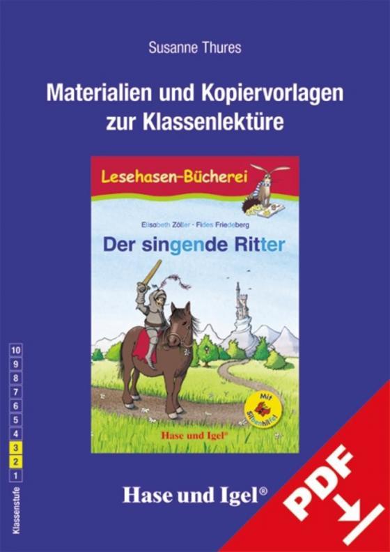 Cover-Bild Begleitmaterial: Der singende Ritter / Silbenhilfe