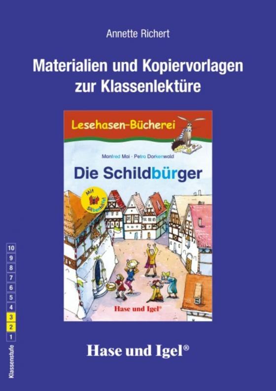 Cover-Bild Begleitmaterial: Die Schildbürger / Silbenhilfe