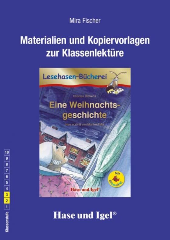 Cover-Bild Begleitmaterial: Eine Weihnachtsgeschichte / Silbenhilfe