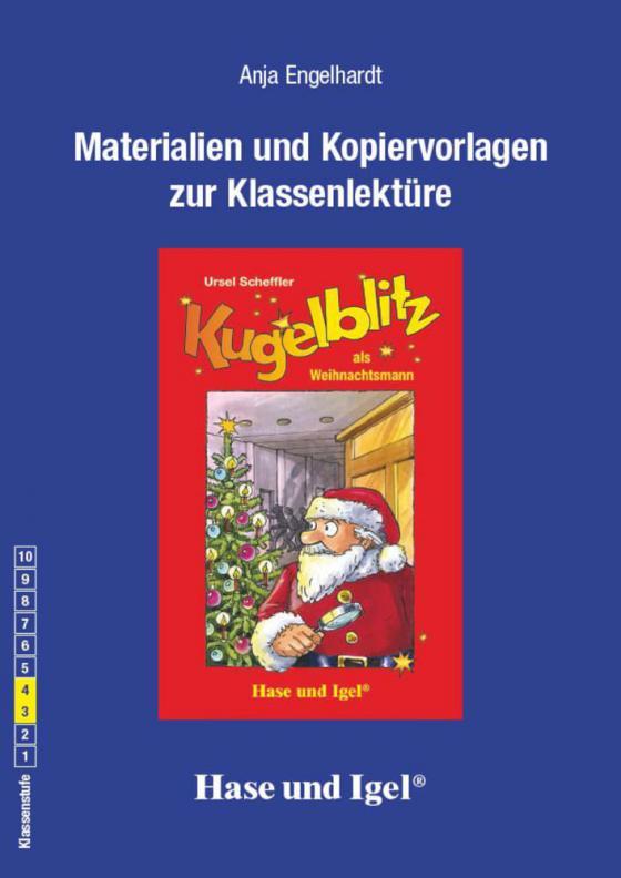Cover-Bild Begleitmaterial: Kugelblitz als Weihnachtsmann