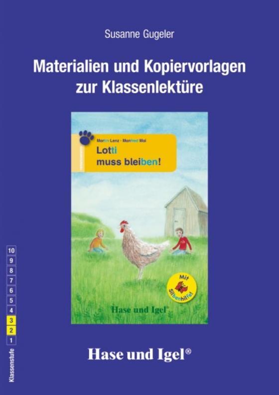 Cover-Bild Begleitmaterial: Lotti muss bleiben! / Silbenhilfe