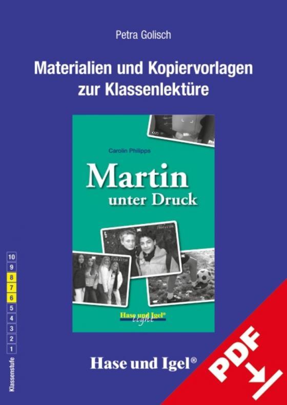 Cover-Bild Begleitmaterial: Martin unter Druck / light