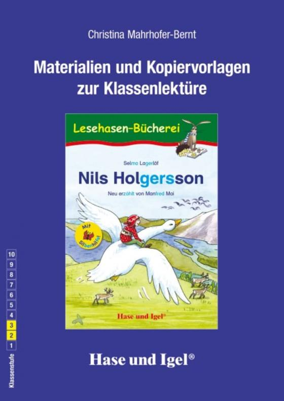 Cover-Bild Begleitmaterial: Nils Holgersson / Silbenhilfe