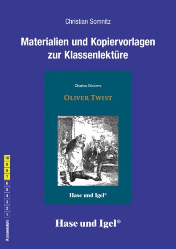 Cover-Bild Begleitmaterial: Oliver Twist