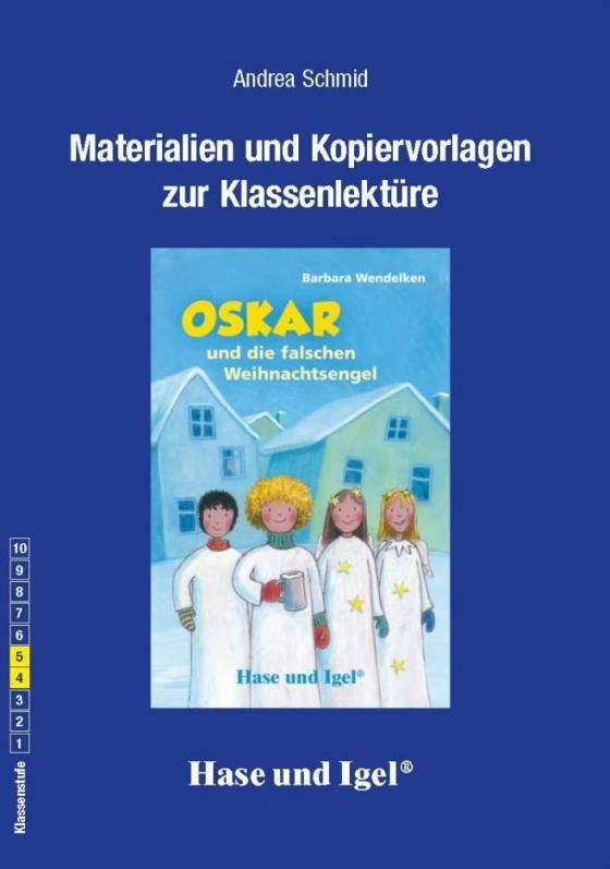 Cover-Bild Begleitmaterial: Oskar und die falschen Weihnachtsengel / Neuausgabe